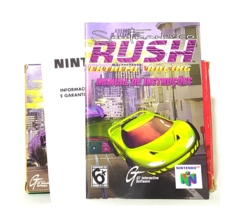 SAN FRANCISCO RUSH - Barão Games