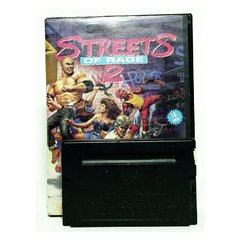 STREETS OF RAGE 2 - SIMILAR na internet