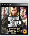 GRAND THEFT AUTO IV & EPISODES FROM LIBERTY CITY - SEMINOVO