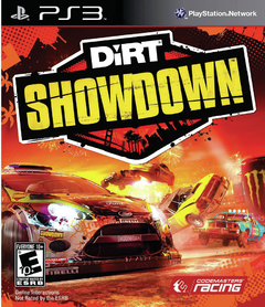 DIRT SHOWDOWN - SEMINOVO