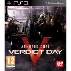ARMORED CORE VERDICT DAY - SEMINOVO