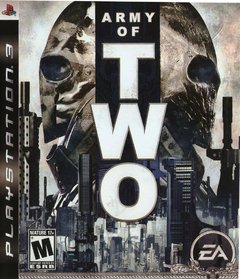 ARMY OF TWO - SEMINOVO