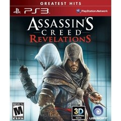 ASSASSINS CREED REVELATIONS - SEMINOVO