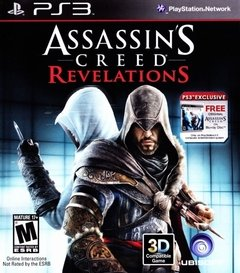 ASSASSINS CREED REVELATIONS + ASSASSINS CREED 1 - SEMINOVO