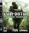 CALL OF DUTY 4 MODERN WARFARE GAME OF THE YEAR - SEMINOVO