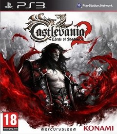 CASTLEVANIA LORDS OF SHADOW 2 - SEMINOVO