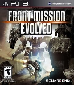 FRONT MISSION EVOLVED - SEMINOVO