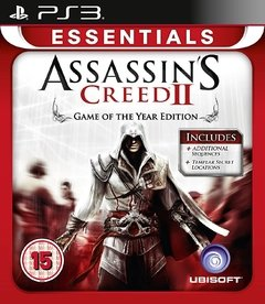 ASSASSINS CREED 2 GAME OF THE YEAR REGION 2 - SEMINOVO