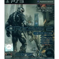 CRYSIS 2 LIMITED EDITION - SEMINOVO