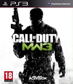 CALL OF DUTY MODERN WARFARE 3 - SEMINOVO