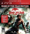 DEAD ISLAND GAME OF THE YEAR - SEMINOVO
