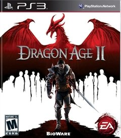 DRAGON AGE II - SEMINOVO