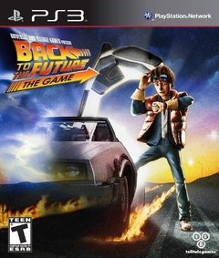 BACK TO THE FUTURE THE GAME - SEMINOVO