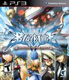 BLAZBLUE CONTINUUM SHIFT - SEMINOVO