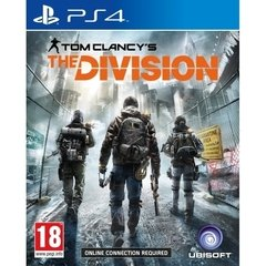 TOM CLANCYS THE DIVISION - SEMINOVO