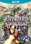 MARVEL THE AVENGERS BATTLE FOR EARTH - SEMINOVO