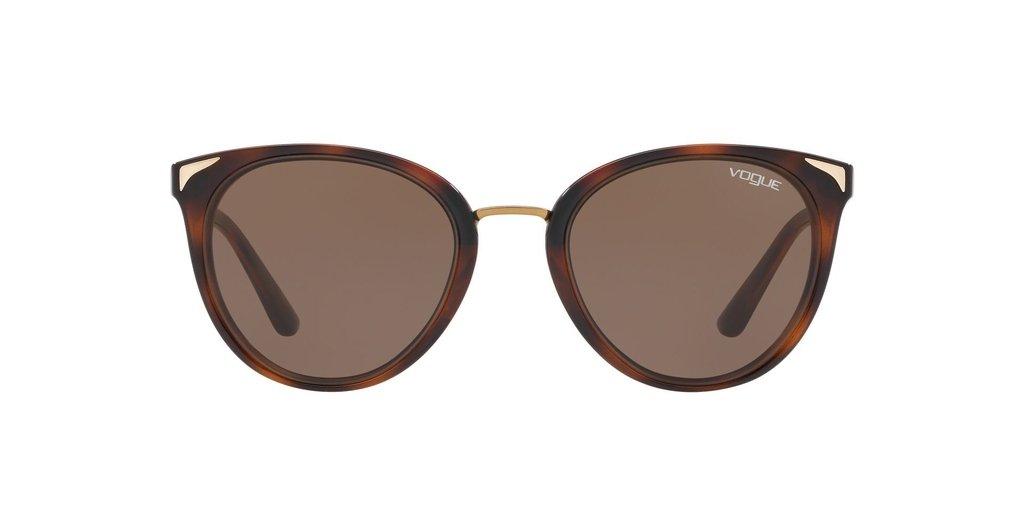 74c7137bff Lentes Vogue VO5230S Top Havana light Brown Transparent - comprar online