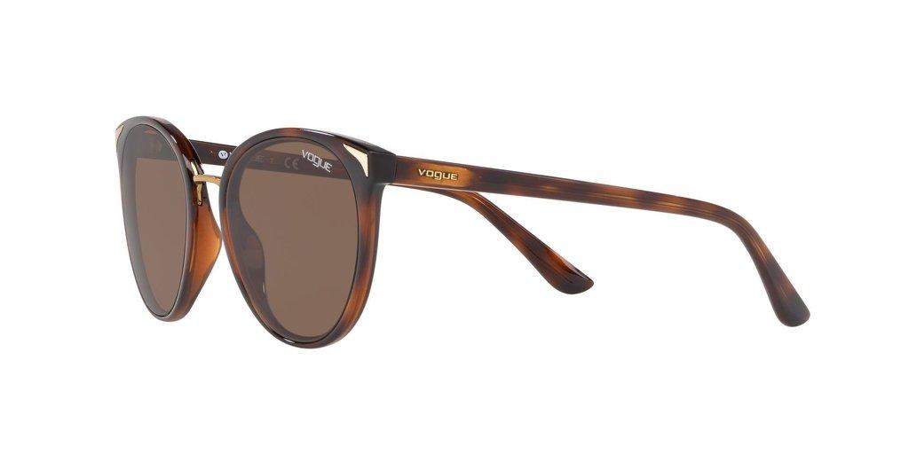 e558c3043f Lentes Vogue VO5230S Top Havana light Brown Transparent en internet
