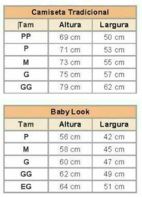 b5f51adcbd A altura é medida da ponta do ombro a barra