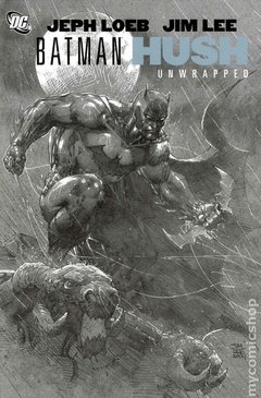 Batman Hush Unwrapped HC (2011 DC) 1st Edition