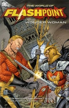 Flashpoint The World of Flashpoint Featuring Wonder Woman TPB (2012 DC) #1-1ST