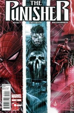 Punisher (2011 9th Series) #10A