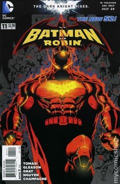 Batman and Robin (2011 2nd Series) #11A