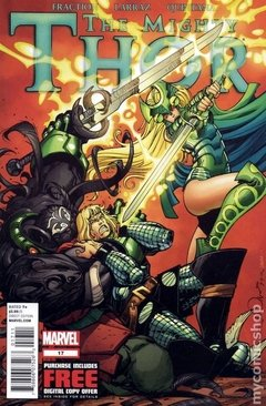 Mighty Thor (2011 Marvel) #17