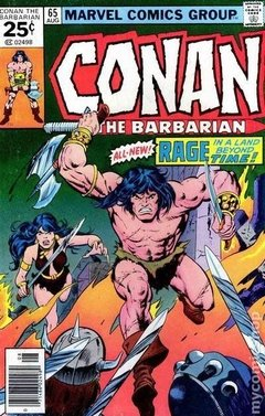Conan the Barbarian (1970 Marvel) #65