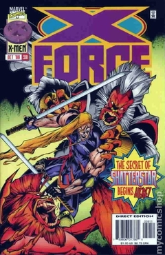 X-Force (1991 1st Series) #59