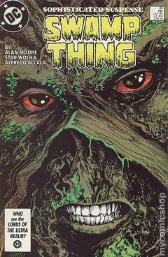 Swamp Thing (1982 2nd Series) #49