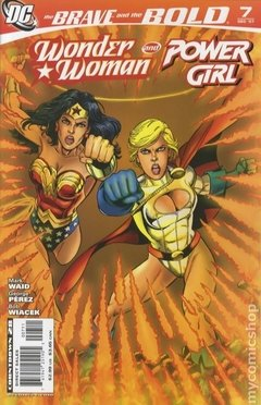 Brave and the Bold (2007 3rd Series) #7