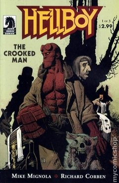 Hellboy The Crooked Man (2008) 1-3