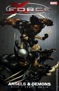 X-Force TPB (2008-2010 3rd Series Collections) By Kyle and Yost TPB 1 a 3