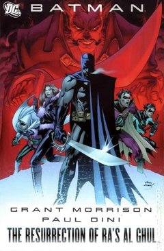 Batman The Resurrection of Ra's Al Ghul TPB (2009 DC) #1-1ST