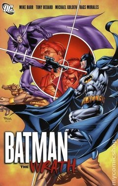 Batman The Wrath TPB (2009 DC) #1-1ST