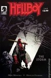 Hellboy The Storm (2010 Dark Horse) 1-3