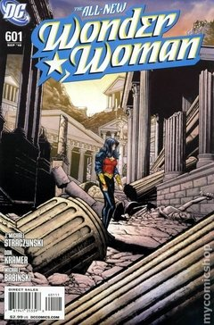 Wonder Woman (2006 3rd Series) #601A
