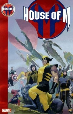 House of M TPB (2006 Marvel)