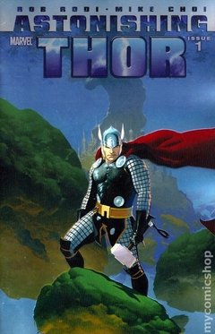 Astonishing Thor (2010 Marvel) #1B