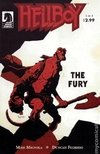 Hellboy The Fury (2011 Dark Horse) 1-3