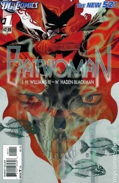 Batwoman (2011 2nd Series) 1 a 5