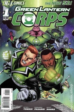 Green Lantern Corps (2011 2nd Series) #1 a 19