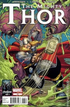 Mighty Thor (2011 Marvel) #13A