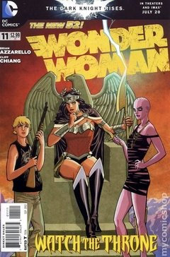 Wonder Woman (2011 4th Series) #11A