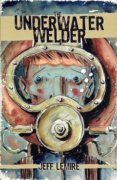 Underwater Welder GN (2012 Top Shelf) #1