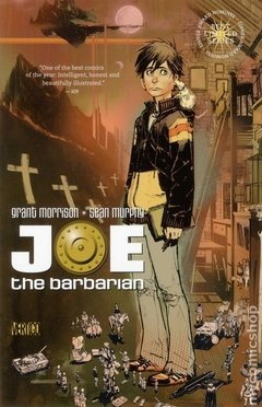 Joe the Barbarian TPB (2013 DC/Vertigo)