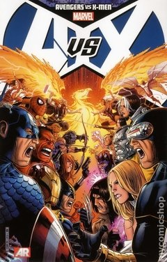 Avengers vs. X-Men TPB (2013 Marvel) #1-1ST