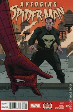 Avenging Spider-Man (2011) #22