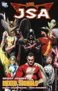 JSA Mixed Signals! TPB